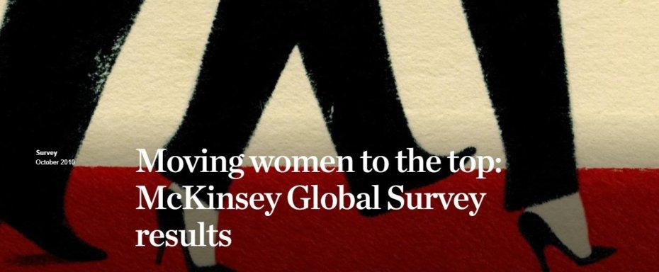 McKinsey Global Survey Banner