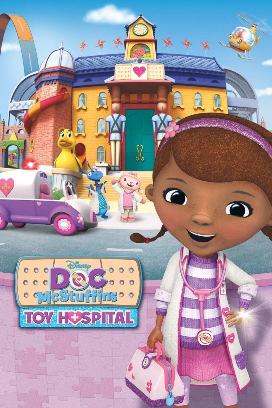 Doc. McStuffins, a TV Show on Disney