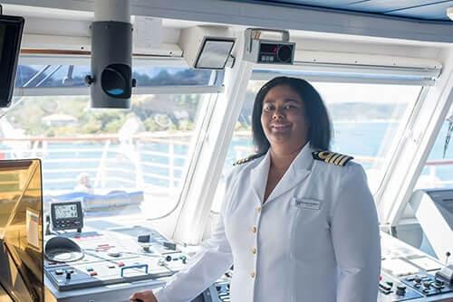 Captain Belinda Bennett
