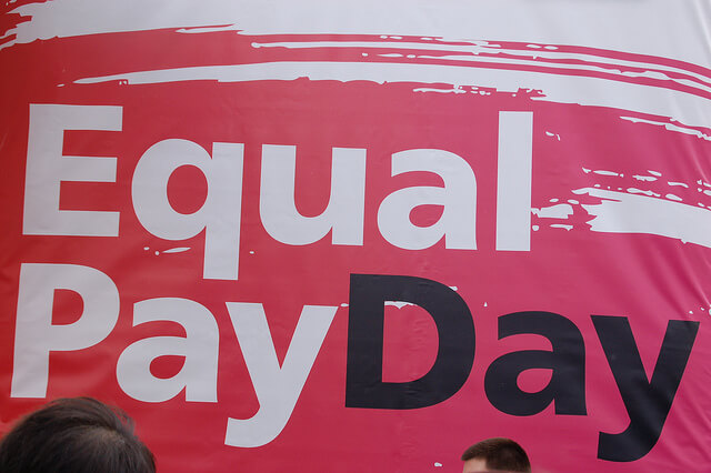 Equal Pay Day Poster