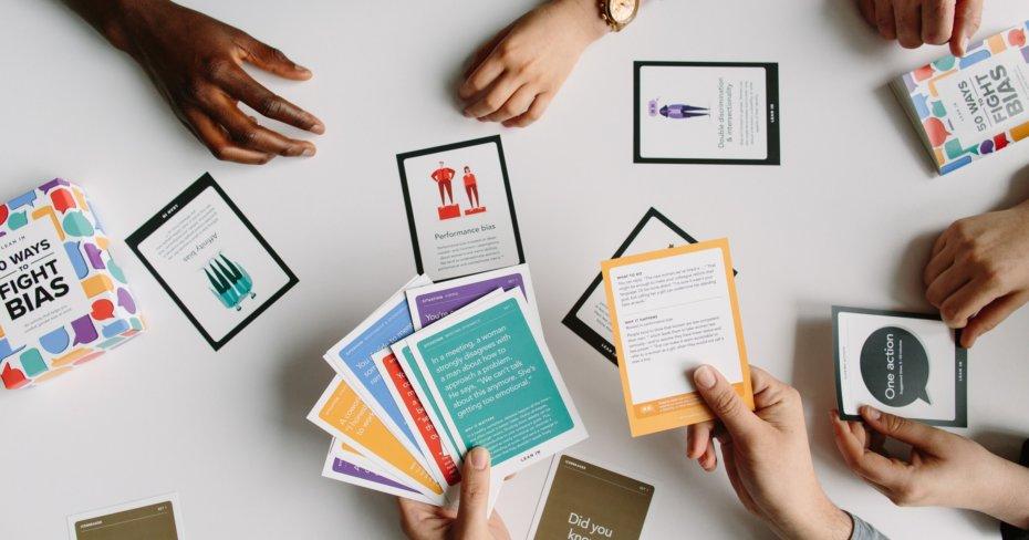 50 Ways to Fight Bias Cards