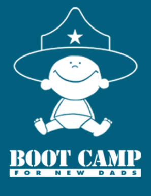Bootcamp for New Dads Logo