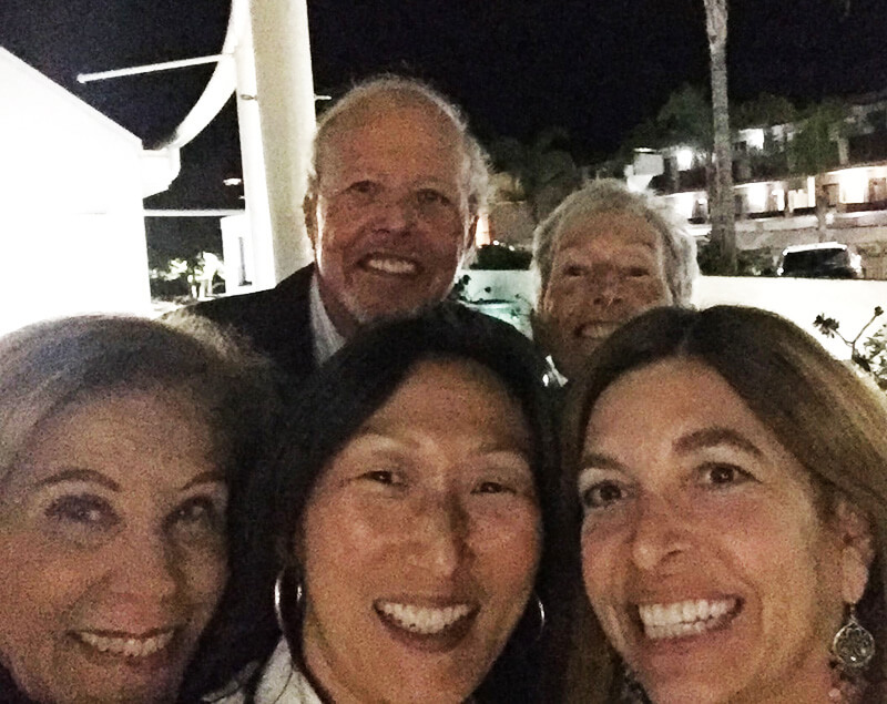 Selfie with Kim Center Associates, After the Solana Beach Proclamation