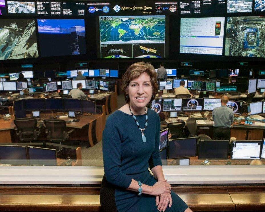Ellen Ochoa, Director of Johnson Space Center