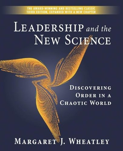 Leadership and the New Science Book Cover