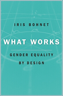 What Works: Gender Equality by Design Book Cover